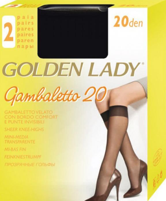GLADY Gambaletto GL (гольфы 2 пары)