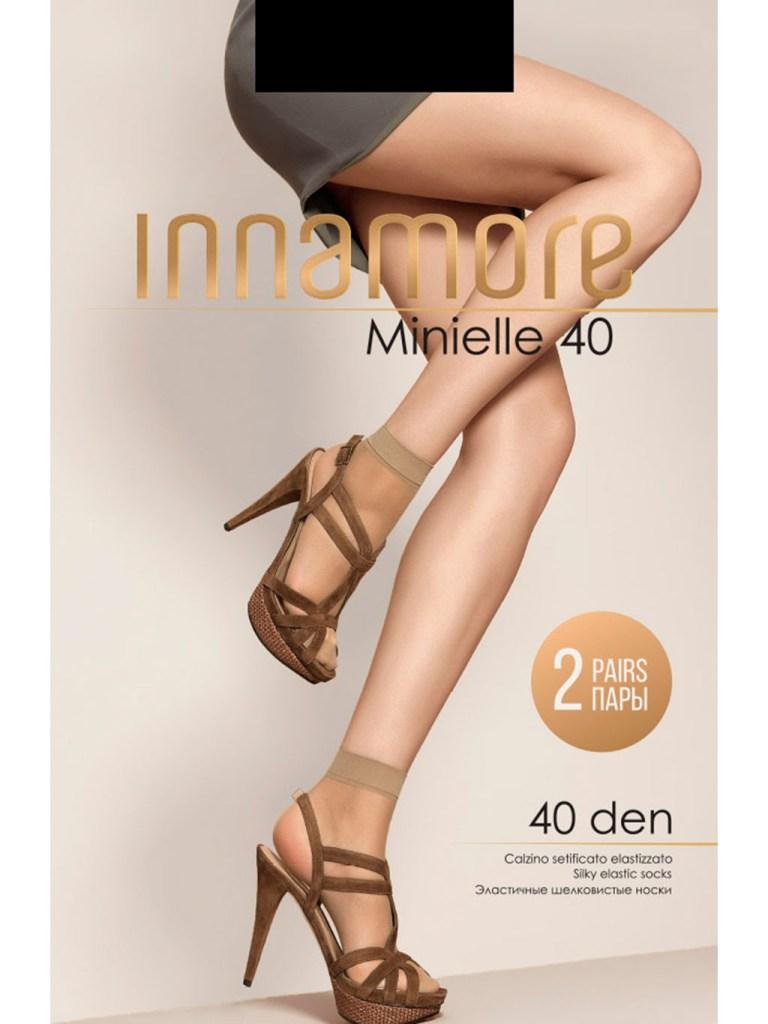 (Innamore) Minielle 40 (носки с лайкрой 2пары)
