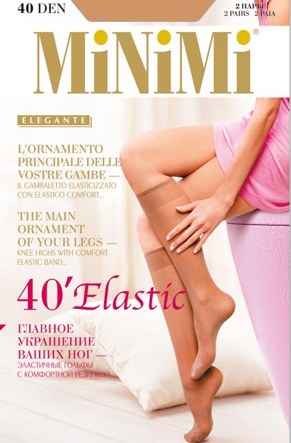 Minimi Elastic 40 (гольфы 2 пары)