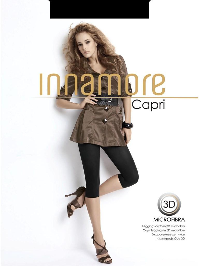 ОРГ-10%. ДОСТАВКИ НЕТ. (Innamore) Capri (леггинсы-капри)