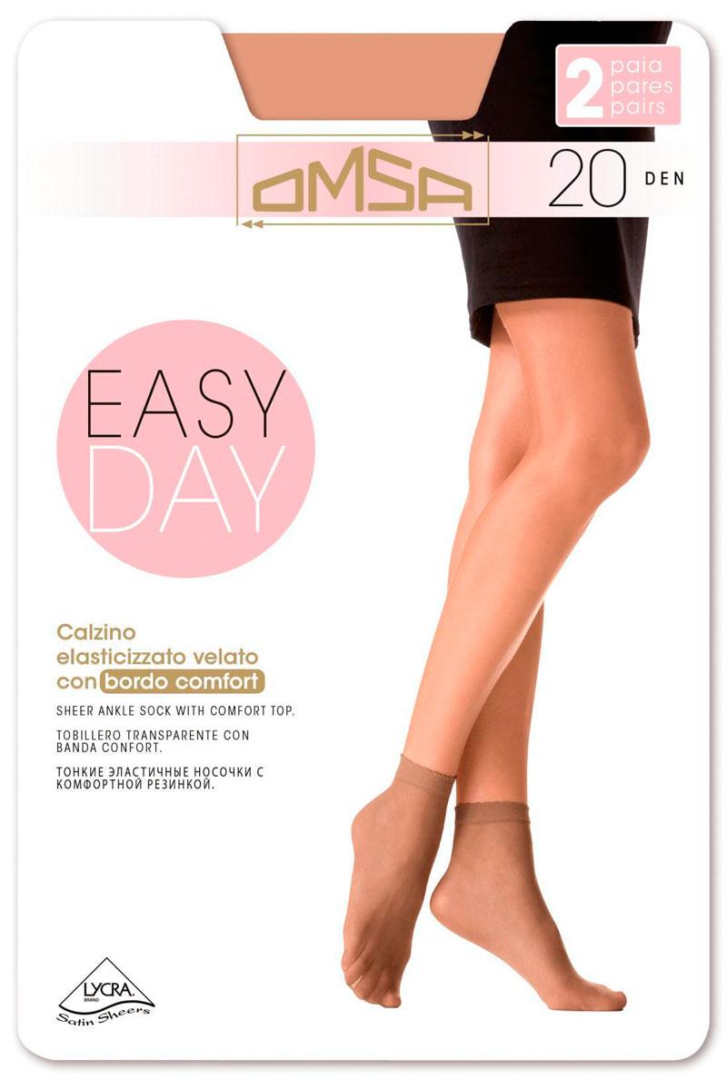 OMSA Easy Day 20 (носки)