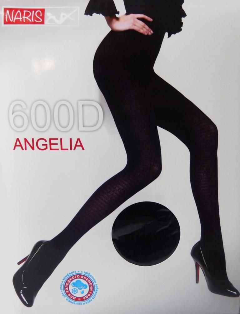 Колготки НАРИС G56 600D фантазия шерсть