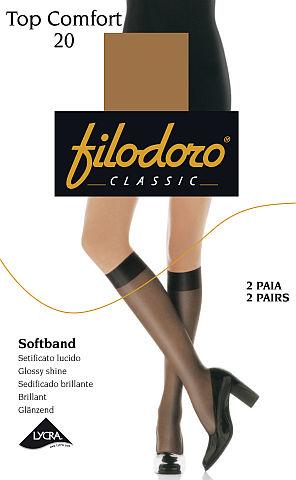 Filodoro Top Comfort 20 (гольфы 2 пары)
