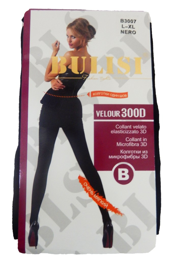 Колготки BULISI B3007 микрофиб. 3D/300D