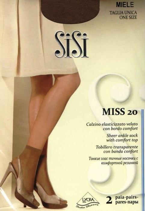 SISI Miss 20 NEW (носки - 2 пары)