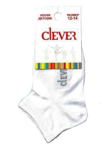CLE С146 носки дет. р12-14 хл+эл